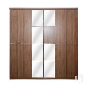 Wooden Wardrobe 6 Doors 2 Drawers | Furniture for sale in Greater Accra, Achimota
