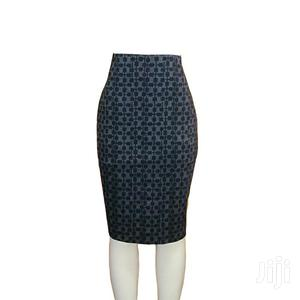 Office Cotton Bodycon Skirt - Size 14 | Clothing for sale in Greater Accra, Teshie