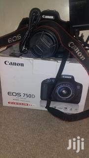 Canon EOS 750d/T6i With USB Cord,Charger | Photo & Video Cameras for sale in Greater Accra, East Legon