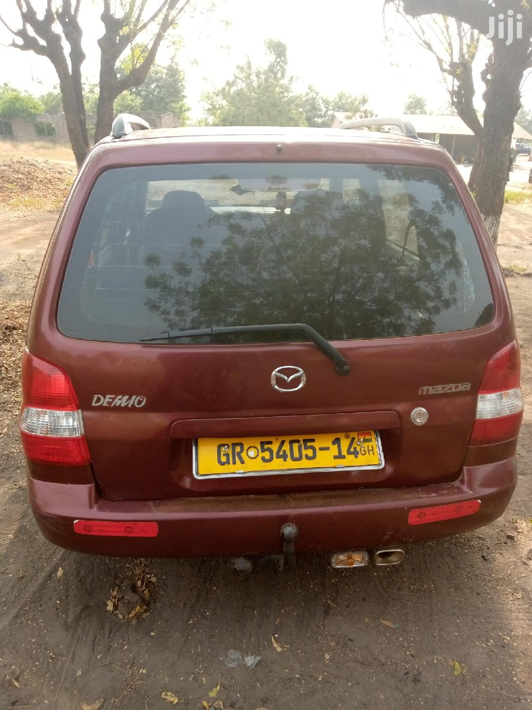 Archive: Mazda 2 2011 1.3 3 Door Red