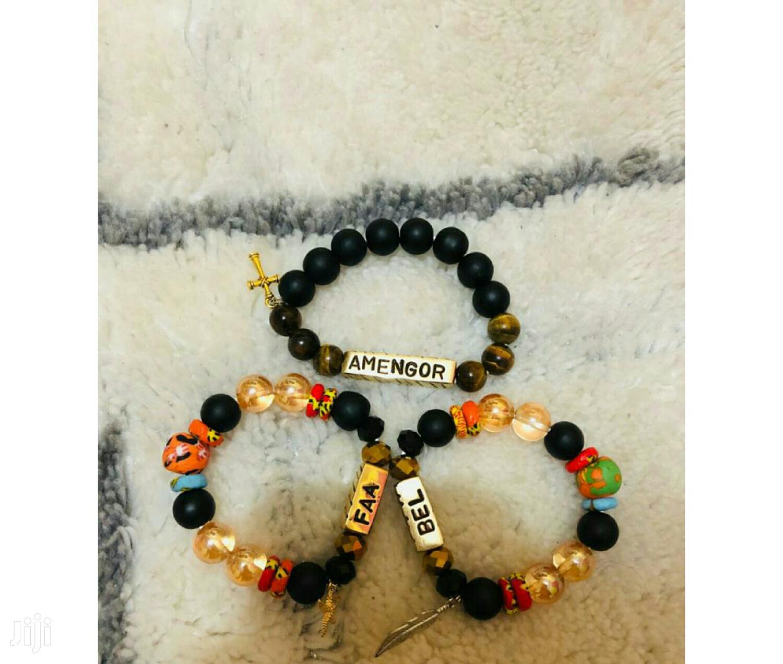Beautiful Cuztomised Bead Bracelet