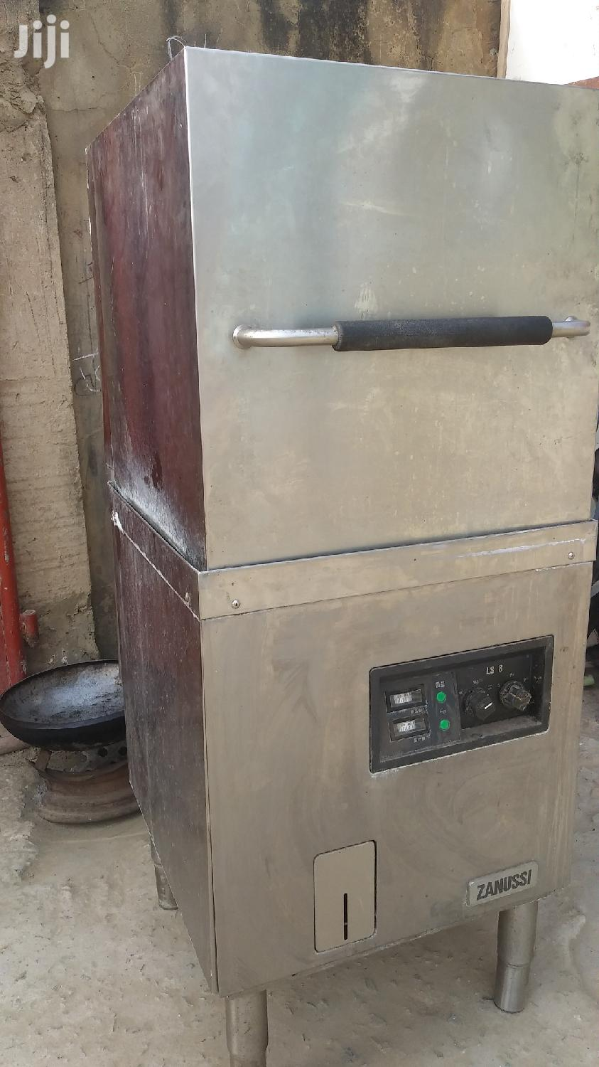 Stainless Steel,Double Decker Commercial Oven