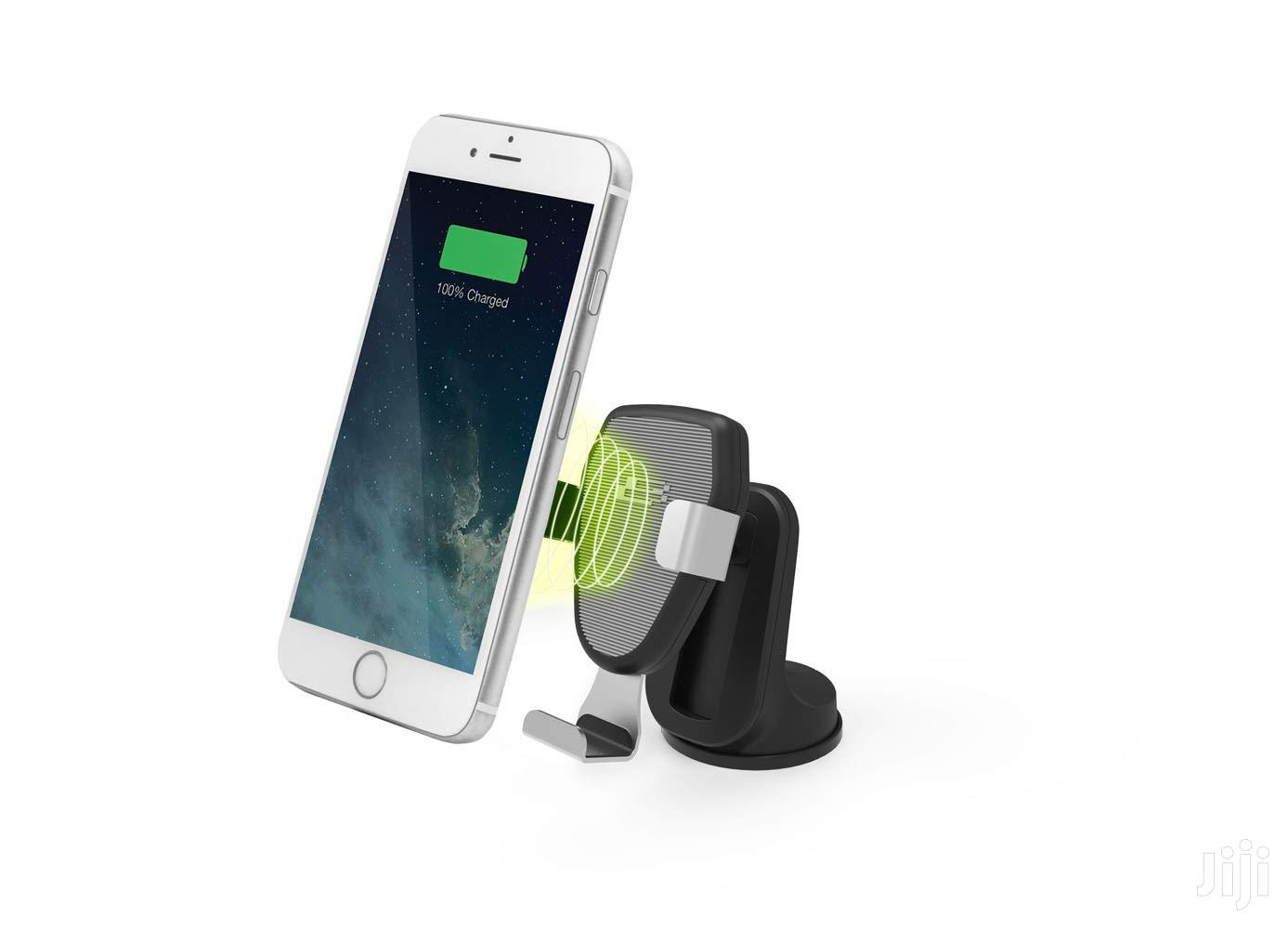 Archive: Pwrup Gravity Mount Wireless Car Charger Phone Dash And Vent Mount