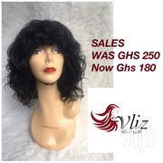 Brazilian Fringe Spiral Curls Wig Cap | Hair Beauty for sale in Greater Accra, Dzorwulu