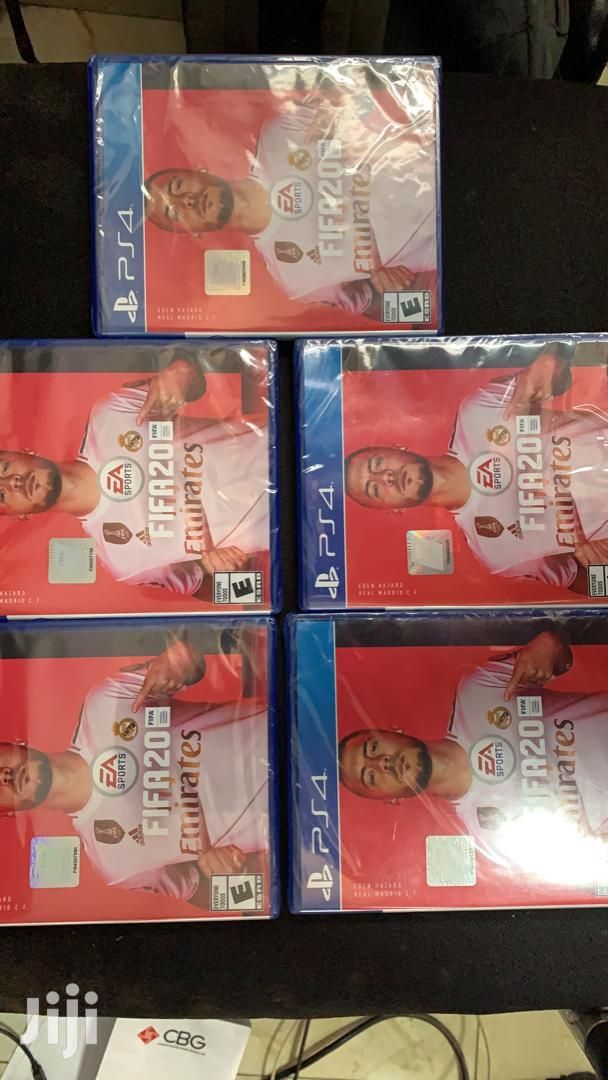 Fifa 20 For Playstation 4   Video Games for sale in East Legon, Greater Accra, Ghana