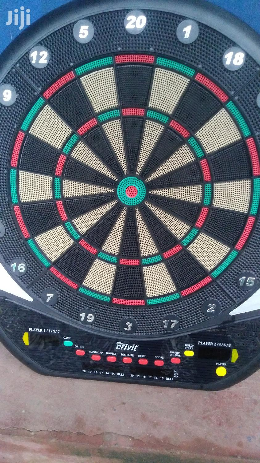 Crivit Electronic Dart Game   Sports Equipment for sale in Ga South Municipal, Greater Accra, Ghana