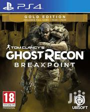 PS4 Tom Clancy'S Ghost Recon Breakpoint (ONLINE ONLY ) | Video Games for sale in Greater Accra, Teshie new Town