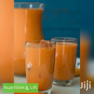 Carrot Pineapple Fresh Juice