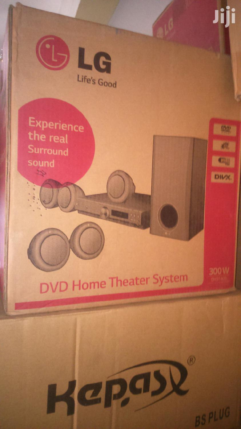 Archive: LG Dh3140s 300W DVD Home Theater System