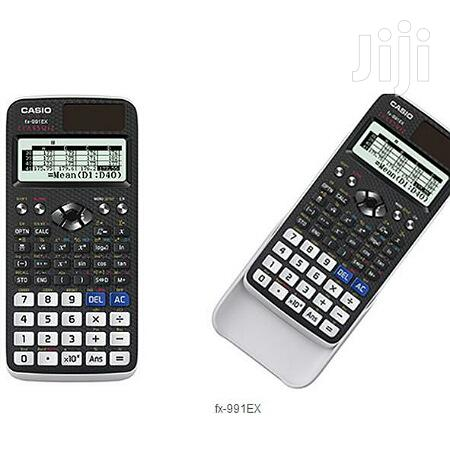 Casio FX-991 ES Plus Original Scientific Calculators | Stationery for sale in Madina, Greater Accra, Ghana