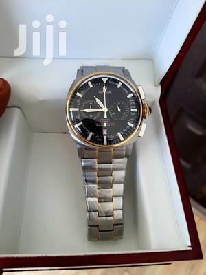 Omega Tachymetre Chronograph Base B Dats Quartz Watch