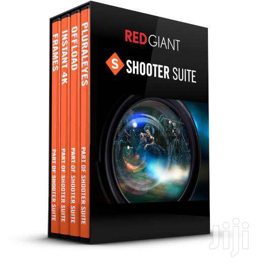 Archive: Red Giant Shooter Suite V13
