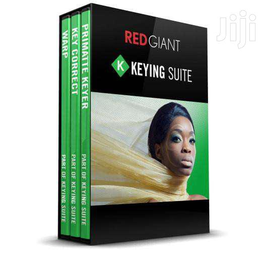 Archive: Red Giant Keying Suite 11.1