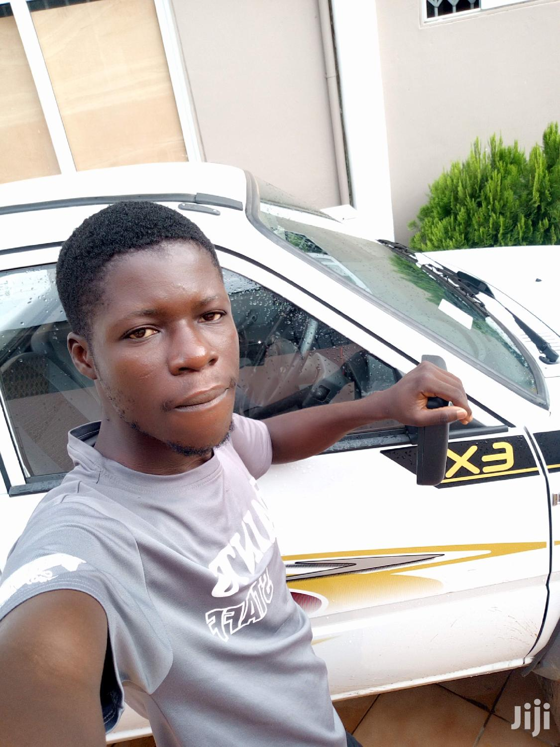 I'm a Driver With License B and C Looking for Private to Drive, Weekly 300 Cedi   Driver CVs for sale in Osu, Greater Accra, Ghana