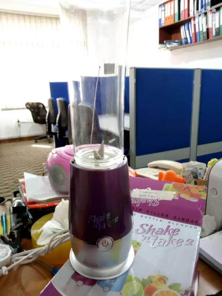 Archive: 1 Bottle Smoothies Blender