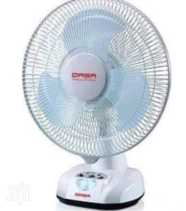 Bigger Rechargeable Fans