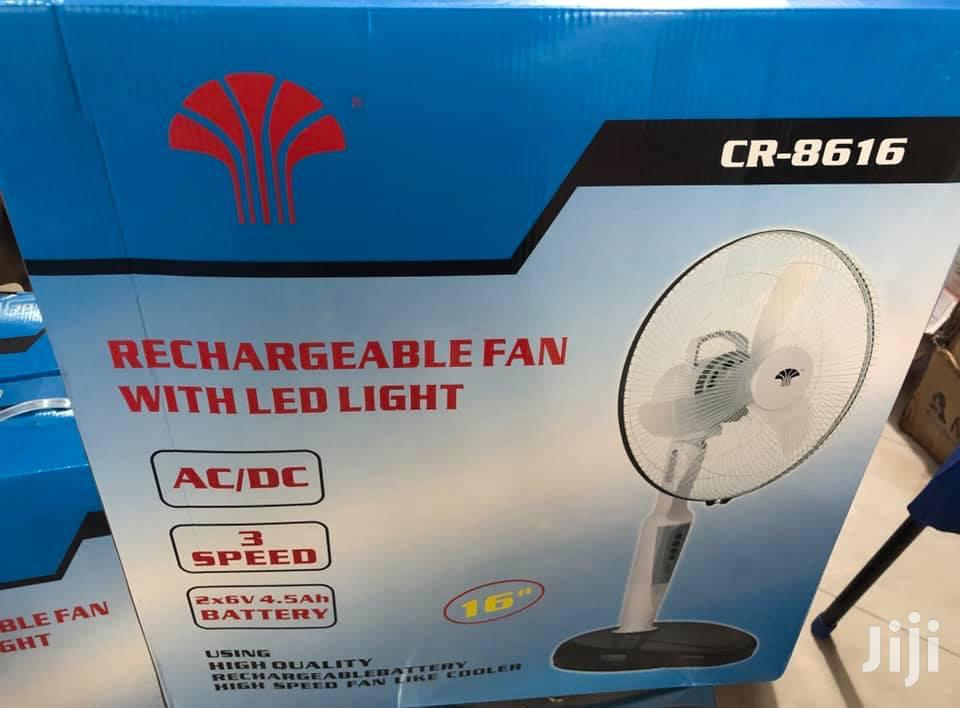 Bigger Rechargeable Fans   Home Appliances for sale in Kokomlemle, Greater Accra, Ghana