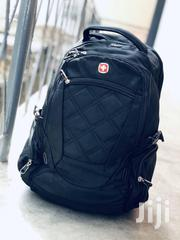 Quality Original SWISS Black Backpack | Bags for sale in Greater Accra, Kokomlemle
