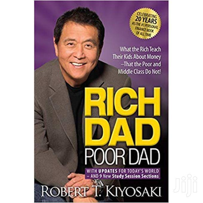 Rich Dad Poor Dad | Books & Games for sale in Airport Residential Area, Greater Accra, Ghana