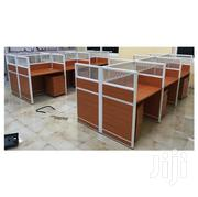 Workstation 4 IN 1 BROWN | Furniture for sale in Greater Accra, Adabraka