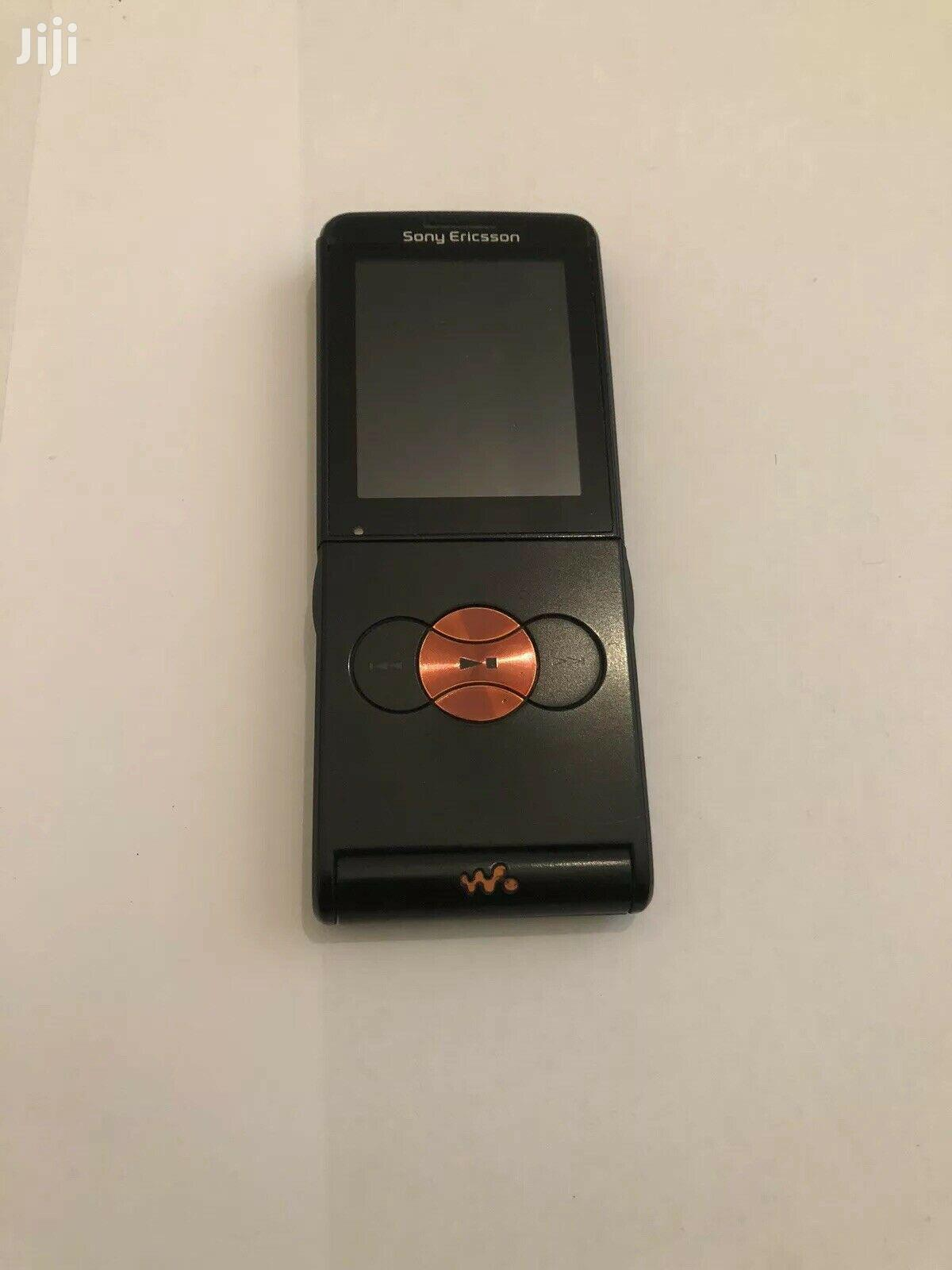 Sony Ericsson W350 Black