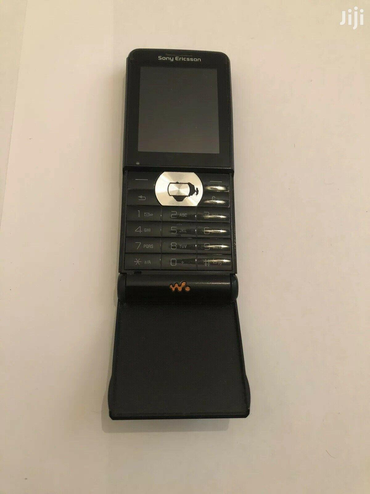 Sony Ericsson W350 Black   Mobile Phones for sale in Akweteyman, Greater Accra, Ghana