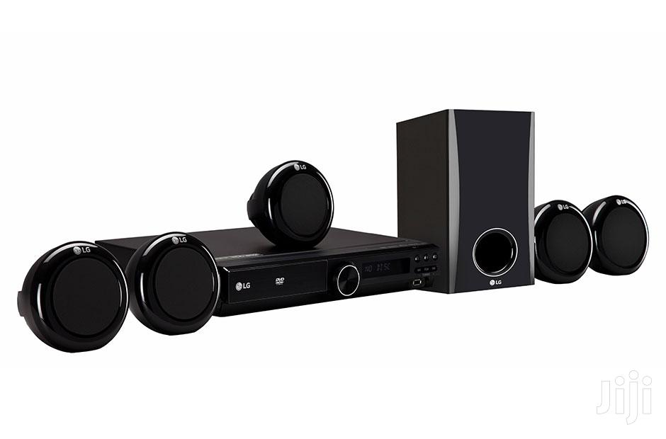 Archive: LG 300W 5.1CH Home Theater System-Dh3140s