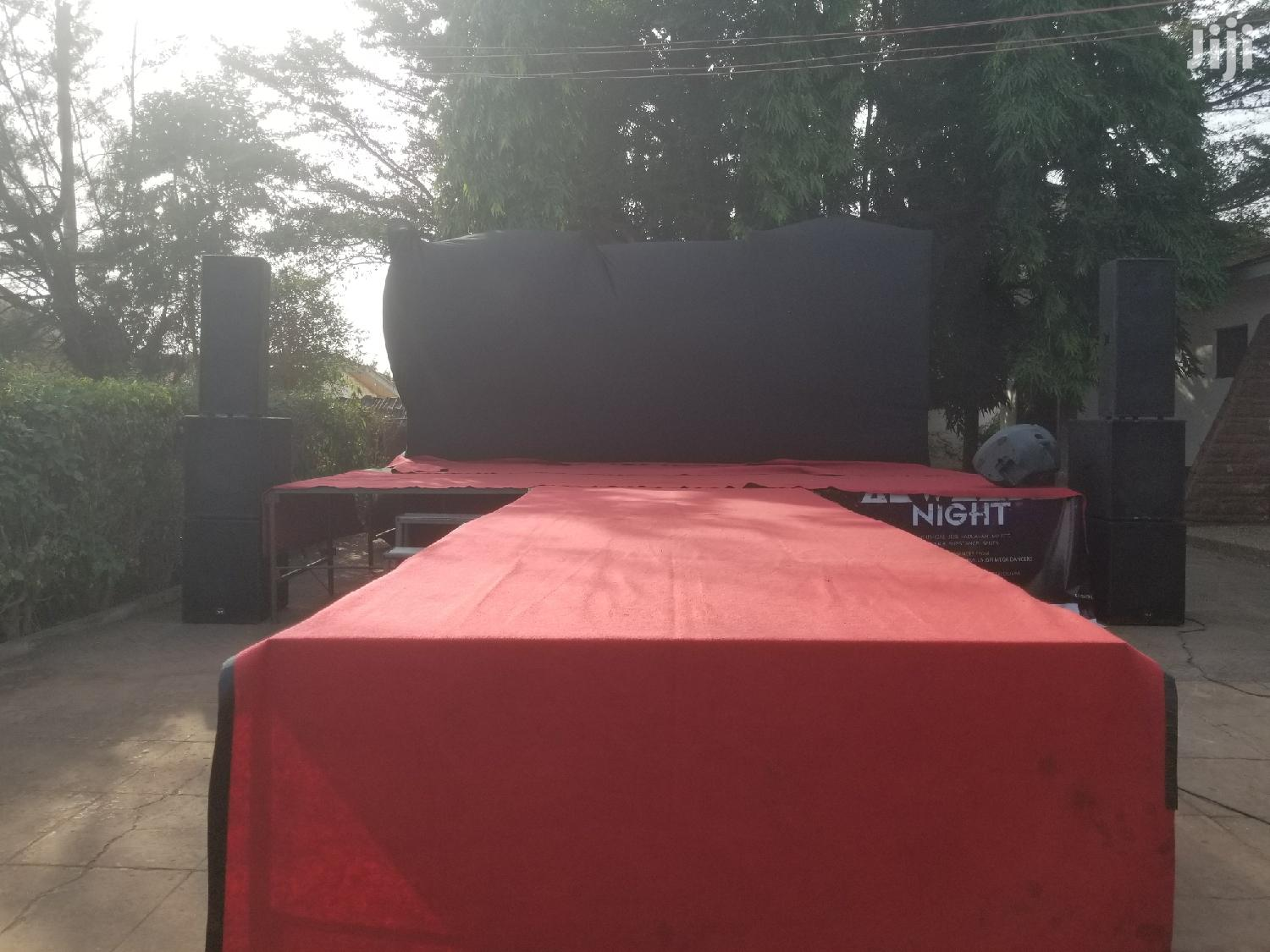 Stage For Rent Opposite West Hills Mall