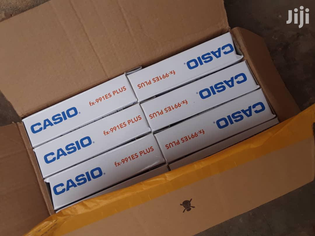 Thailand Casio FX 991es-plus Scientific Calculator - Ver F | Stationery for sale in Accra new Town, Greater Accra, Ghana
