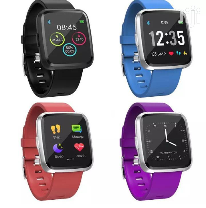 Y7 Pro Smart Watch | Smart Watches & Trackers for sale in Accra Metropolitan, Greater Accra, Ghana