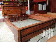 Quality Wooden Bed | Furniture for sale in Ashanti, Kwabre