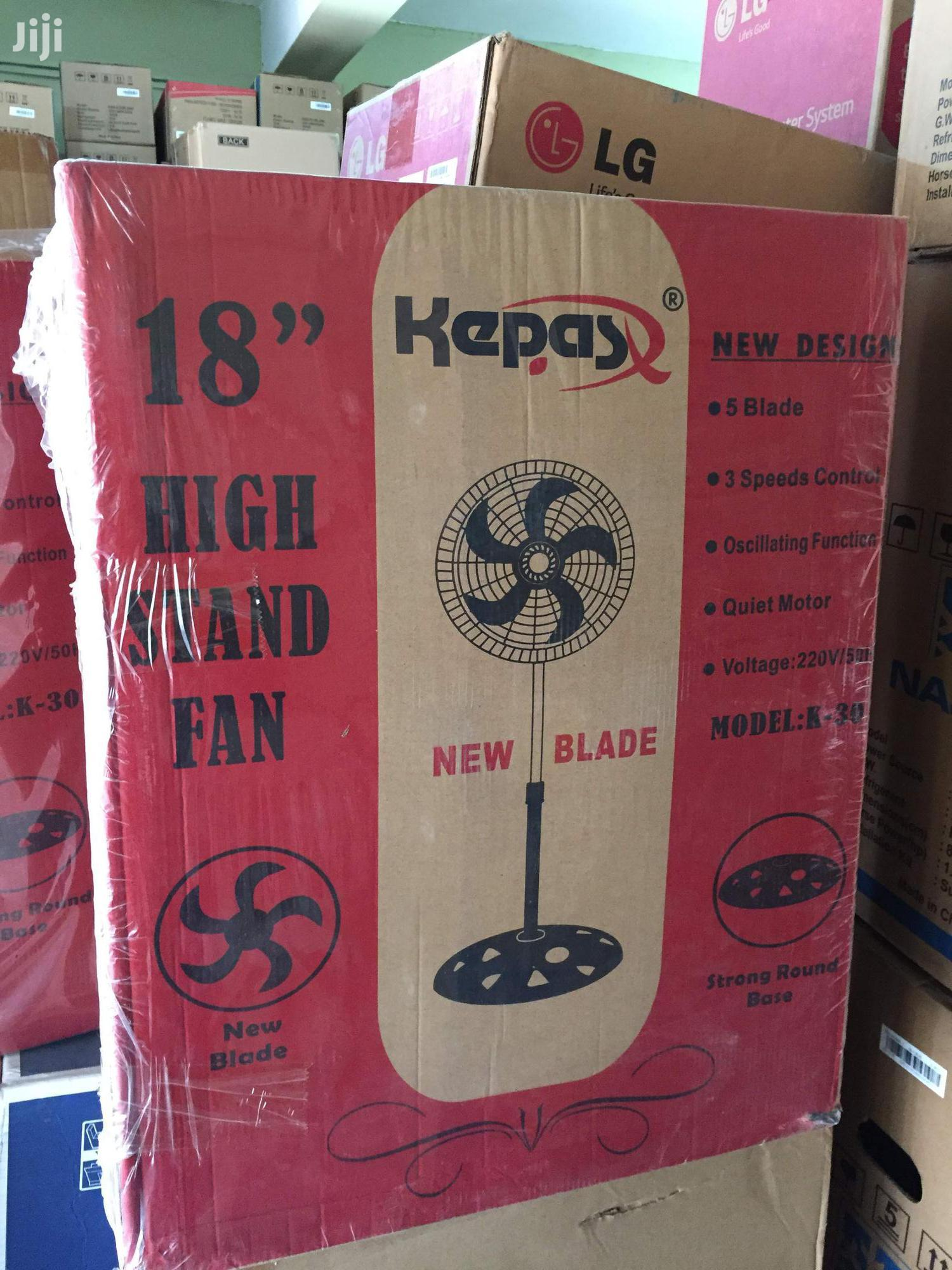 Quality New Design Kepas High Standing Fan