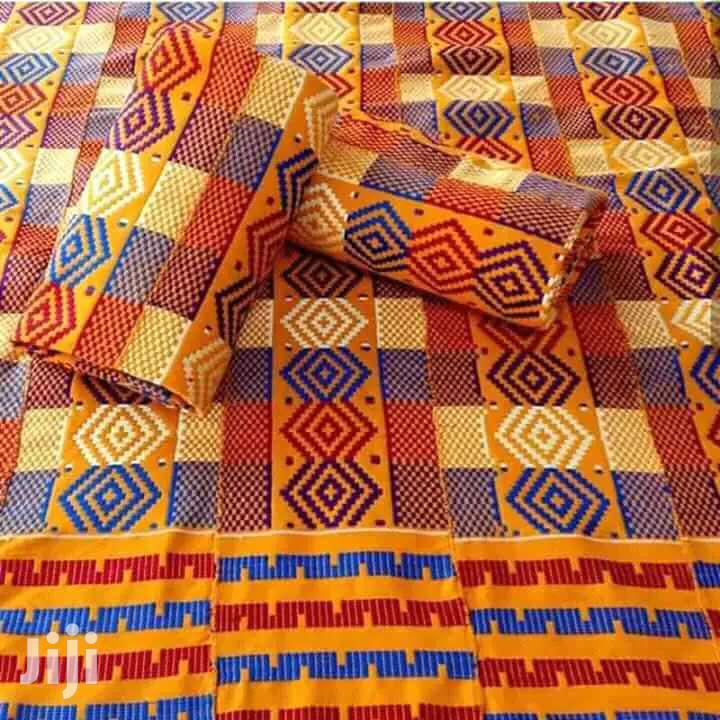 Latest N New Set Of Bonwire Kente Cloth For Men N Women. New