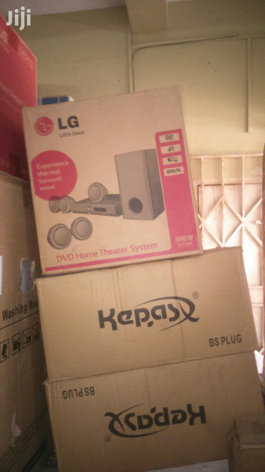 Archive: A Brand New LG DH3140S 300W DVD Home Theater System