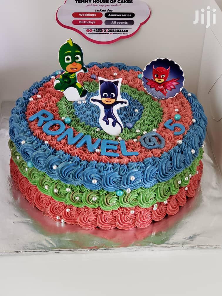 Birthday Wedding Event Cakes