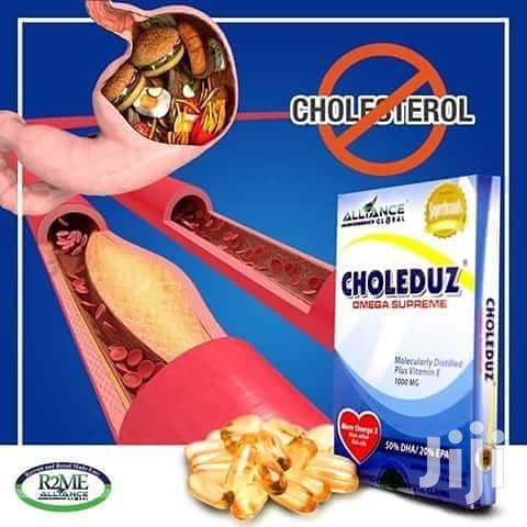 Archive: Choleduz Omega 3 Fatty