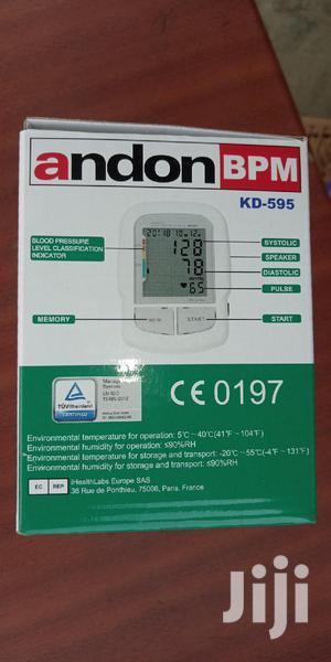 Andon Bood Pressure Monitor | Medical Supplies & Equipment for sale in Greater Accra, Accra Metropolitan