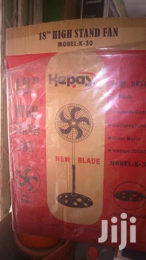 "Kepas K-30 18"" High Standing Fan   Home Appliances for sale in Greater Accra, Adabraka"