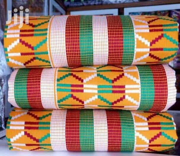 Archive: Engagement Kente