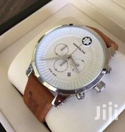 Mont Blanc Genuine Leather Watches | Watches for sale in Greater Accra, Accra new Town