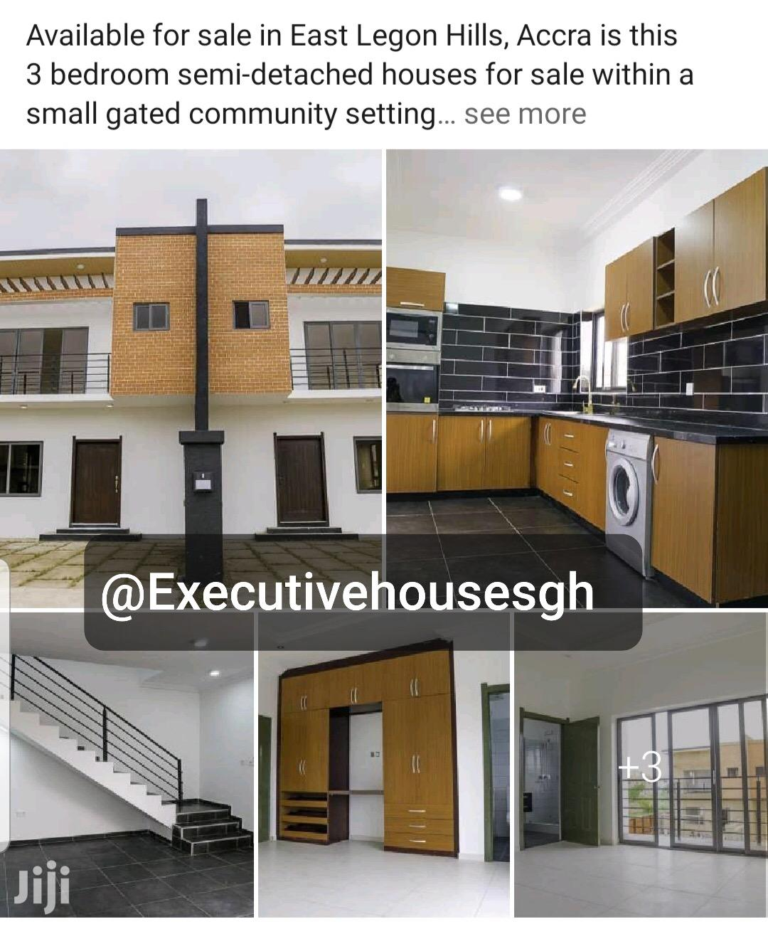 Stunning 3 ,5 Bedroom Houses For Sale In Spintex Sakumono | Houses & Apartments For Sale for sale in East Legon, Greater Accra, Ghana