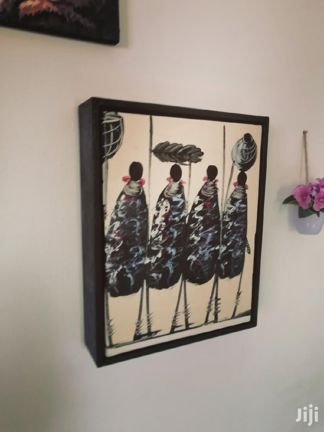 Artwork In Float Frame | Arts & Crafts for sale in Adenta Municipal, Greater Accra, Ghana