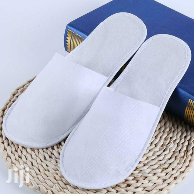 Hotel And Spa Slippers