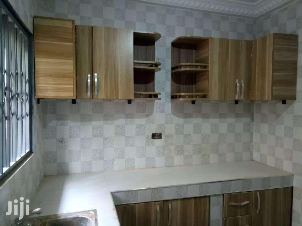 Concrete Kitchen Cabinet From Ksa Furniture | Furniture for sale in Kwashieman, Greater Accra, Ghana