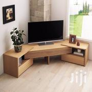 Natural Wood Tv Unit   Furniture for sale in Greater Accra, Ga South Municipal