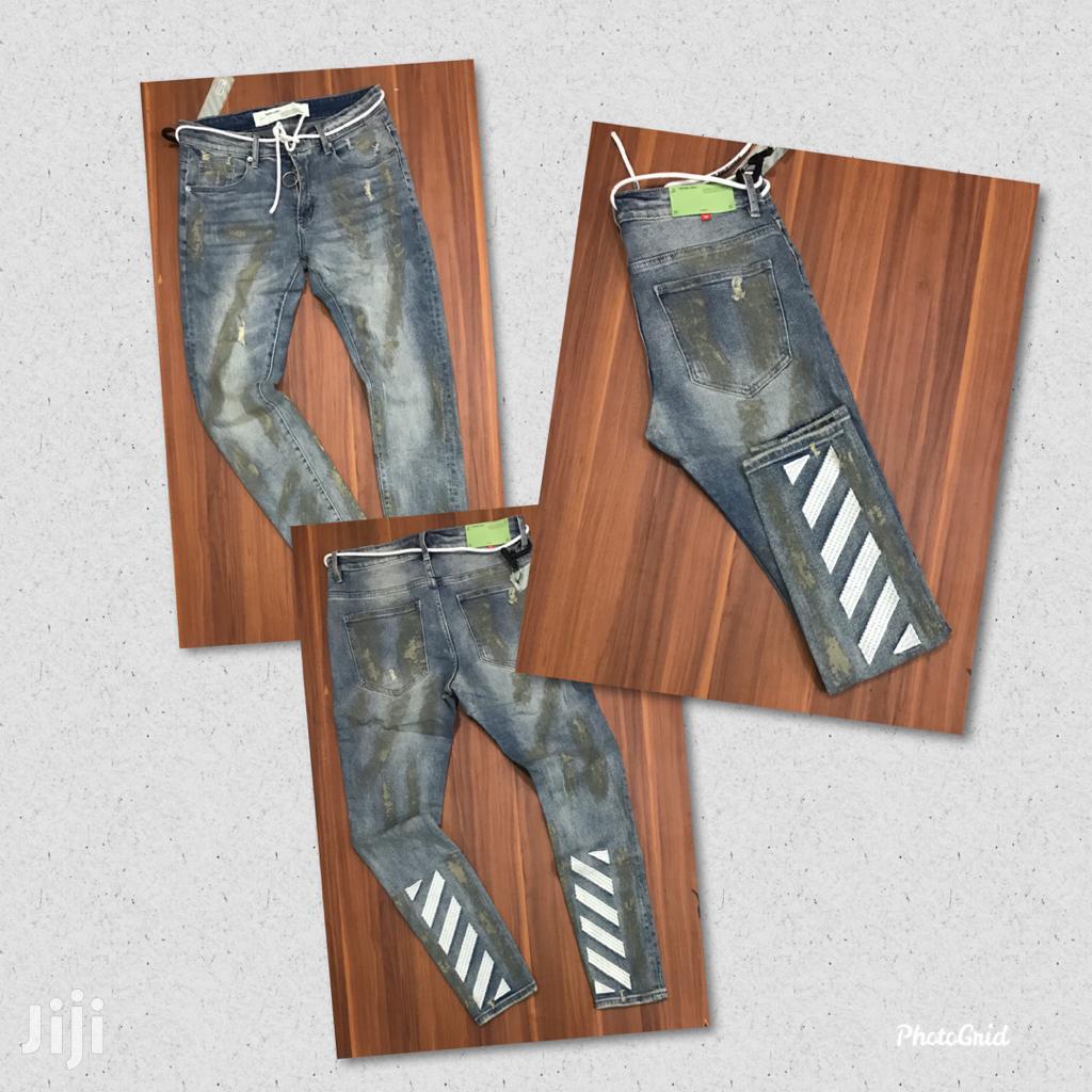 Original Uk Stock Jeans