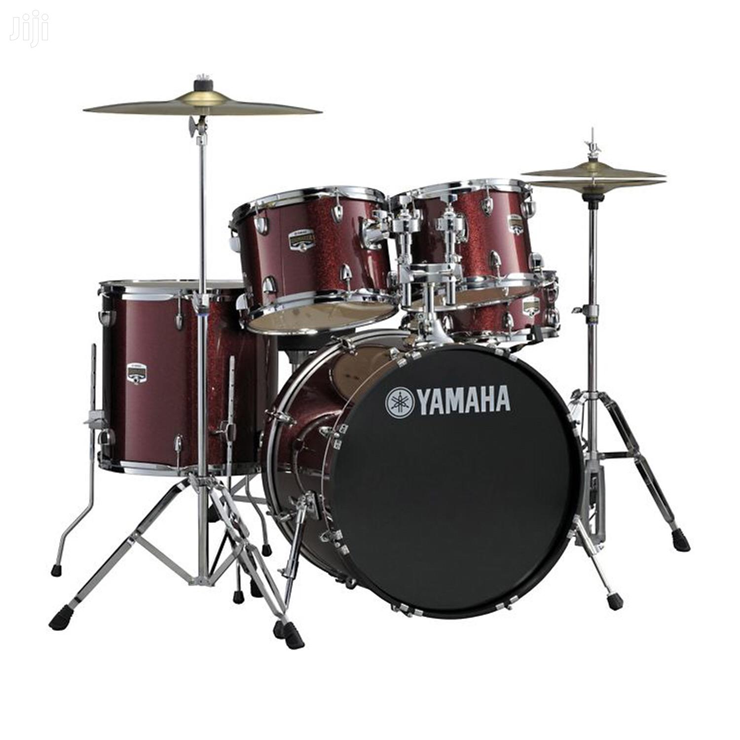 Yamaha Drums Set - High Quality