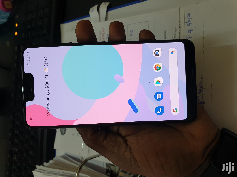 Google Pixel 3 XL 64 GB Black