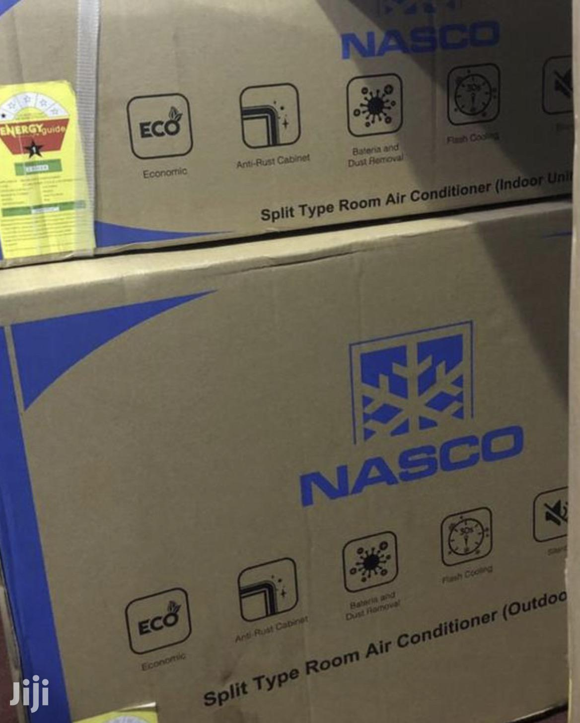 Archive: Anti Rust Nasco 1.5 Hp Split Air Conditioner—