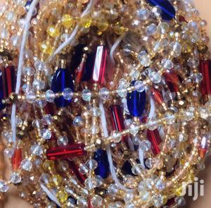 Beautify Your Nudity With These Orginal Crystal Beads   Jewelry for sale in Greater Accra, Kwashieman